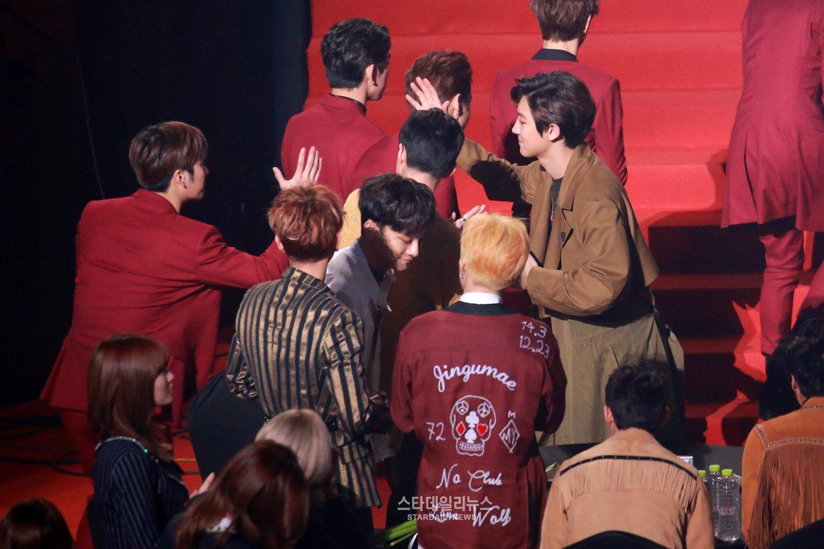 GOT7 Jackson - EXO Chanyeol ❤❤❤