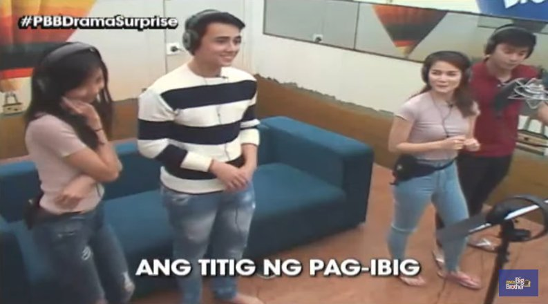 EXCLUSIVE ON PBB ONLINE: MTV AND FULL RECORDING OF TITIG NG PAG-IBIG #...