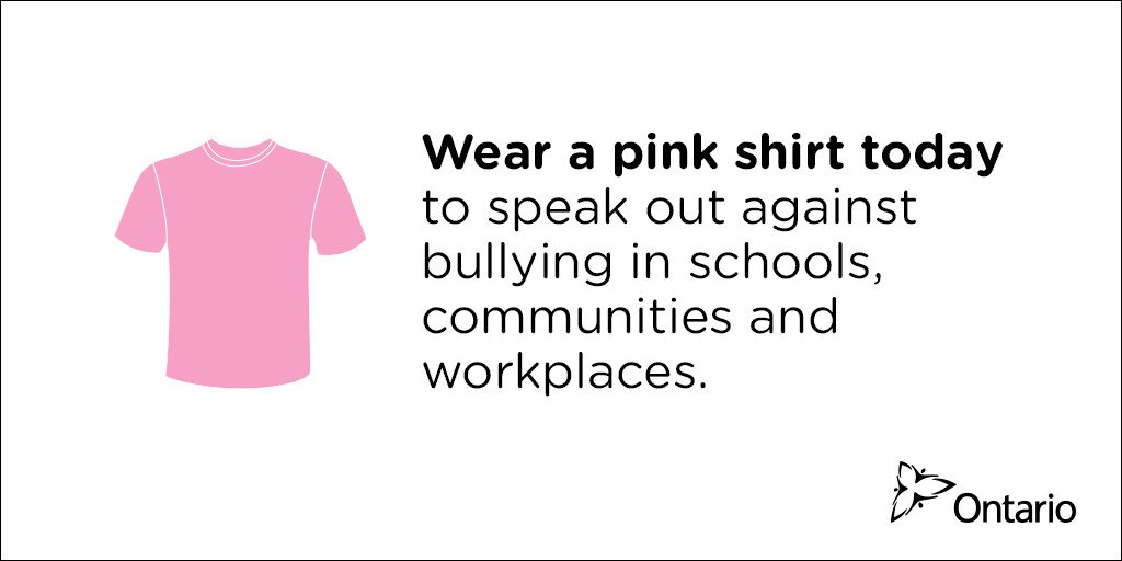 Learn more about how to deal with and prevent bullying. https://t.co/7...