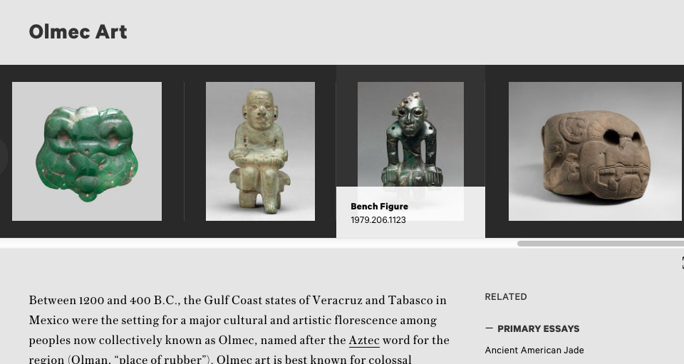 James A Doyle On Twitter Check Out My New Essay On Olmec Art   Essay On Olmec Art For The Metmuseum Timeline Of Art History New  Color Photos Of Old Favorites  Httpwwwmetmuseumorgtoahhdolmchdolmchtm   Political Science Essays also Topics For Essays In English  Essay With Thesis Statement Example