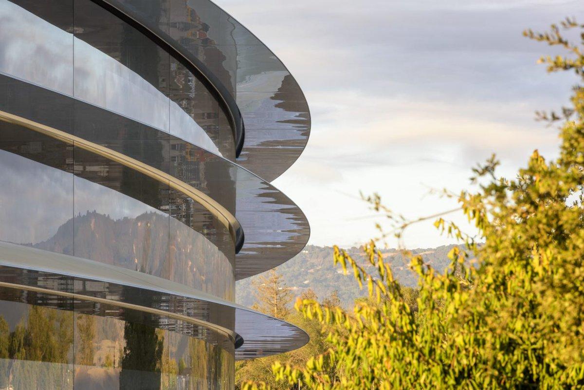 'Apple Campus 2' se chamará oficialmente Apple Park e será aberto para...