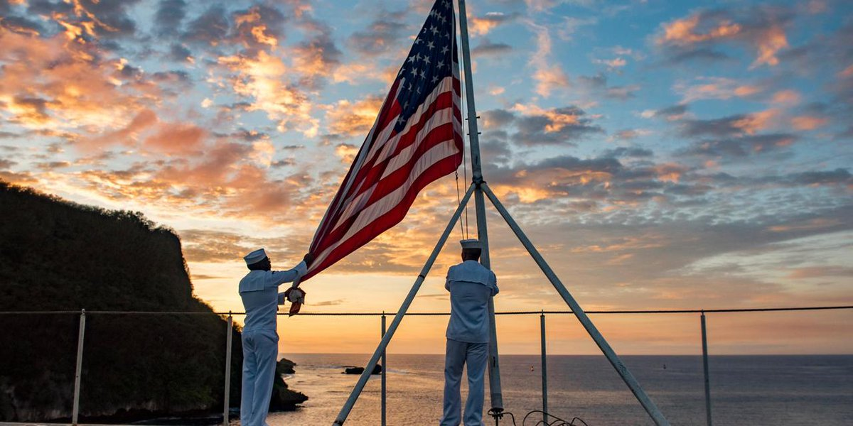 #WhatMotivatesMeIn4Words: Protecting and defending America! ⚓ 🇺🇸 https...