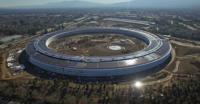 #Apple's 'spaceship' #Campus2 to officially be known as #ApplePark, op...