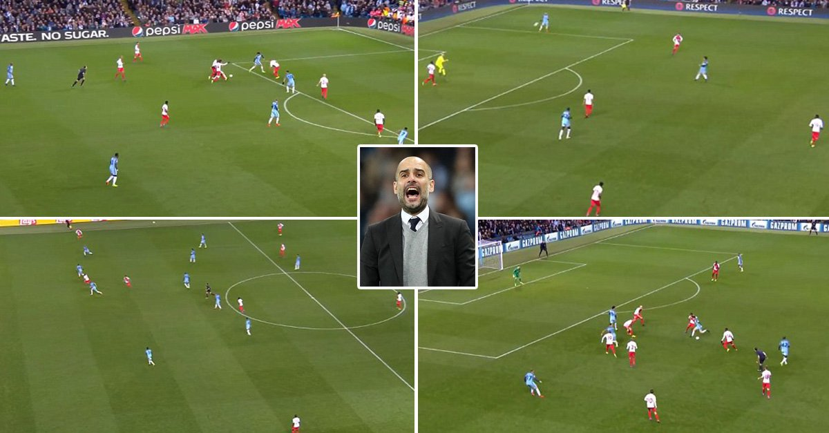 TACTICAL ANALYSIS: The haphazard defences that made Man City v Monaco...