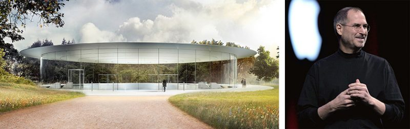 Apple Names its New Campus Auditorium 'Steve Jobs Theater' https://t.c...