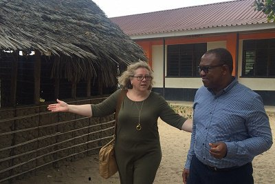 Peter Obi, better known in the country today for his unrelenting support to the education sector, has extended the support to Kenya and Rwanda.