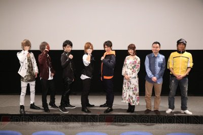 KENNさん出演の『喧嘩番長 乙女』イベントにて、主人公・中山ひなこのキャストが発表に! TVアニメ放映は4月12日から   #喧嘩番長乙女