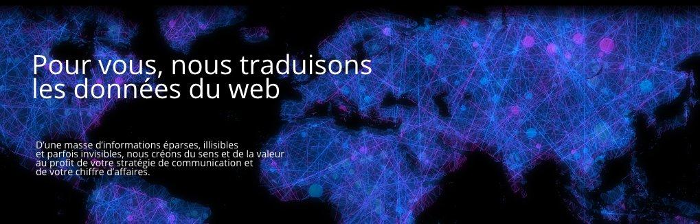 [#JeunePousse] Comment @Data_Observer crée du sens à partir du #web  http:// buff.ly/2m7gjdU  &nbsp;   #data #intelligence #veille<br>http://pic.twitter.com/DgiqOvpkhO