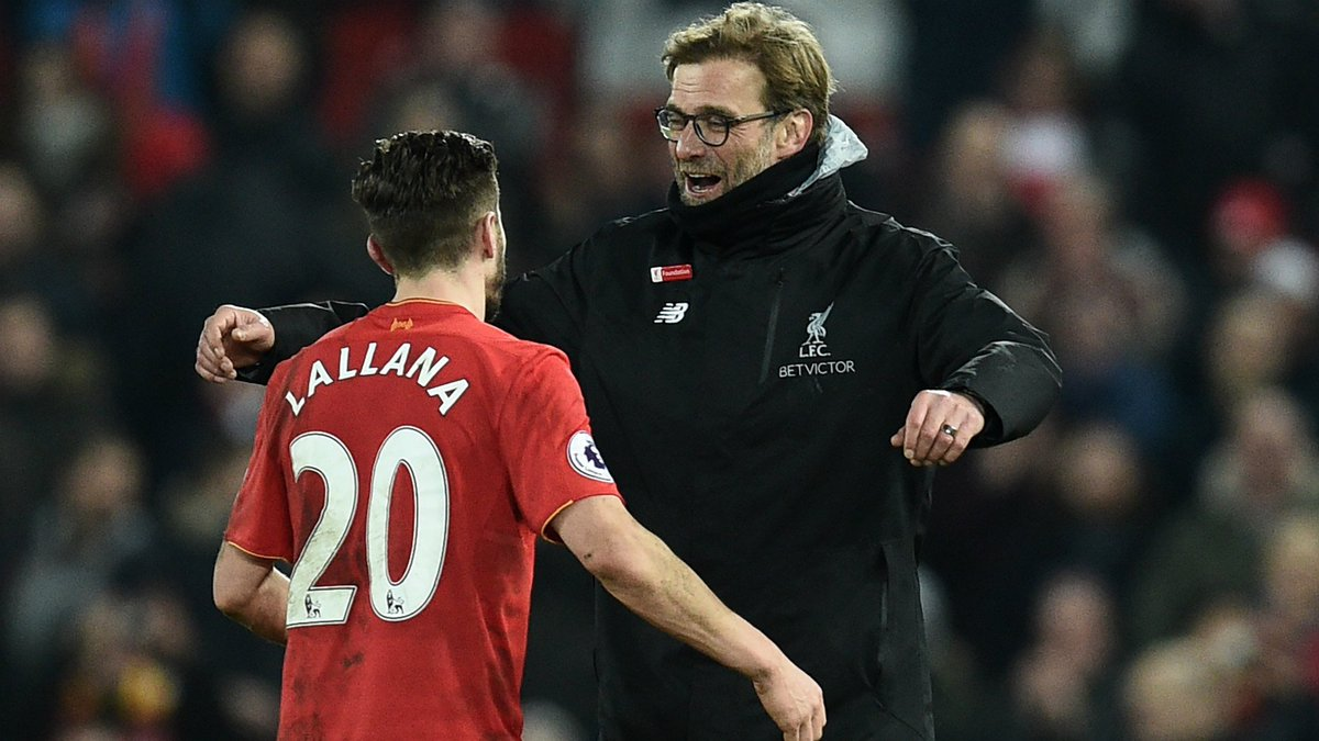 Official announcement on Adam Lallana's new contract is expected in th...