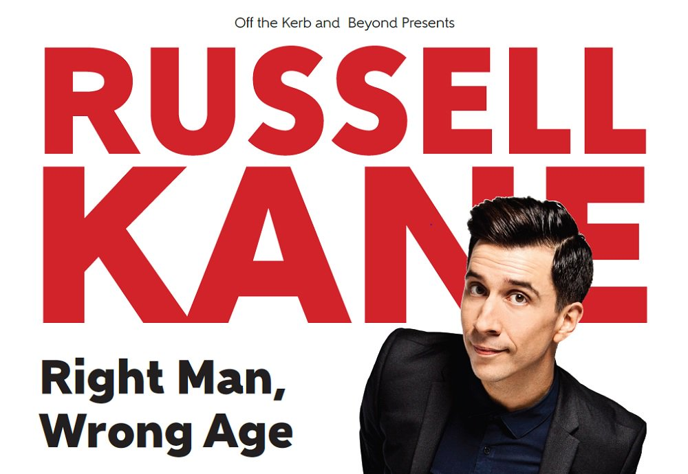 Russell Kane joins #ThatsFifeFestival at @onfife April 6th! Will you? https://t.co/nKgsGOxLhF https://t.co/1PBW4Cfqiw