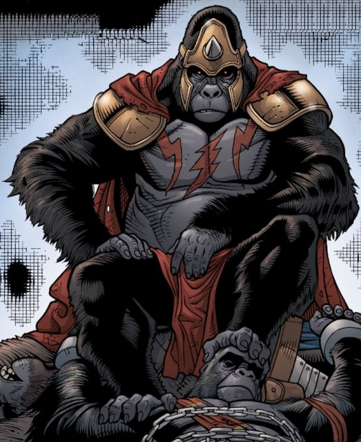 After last night, who else could it be right?!? #GorillaGrodd #Gorilla...
