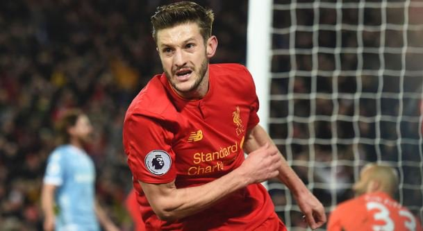 Adam Lallana is set to sign a new three-year contract at Liverpool. Re...