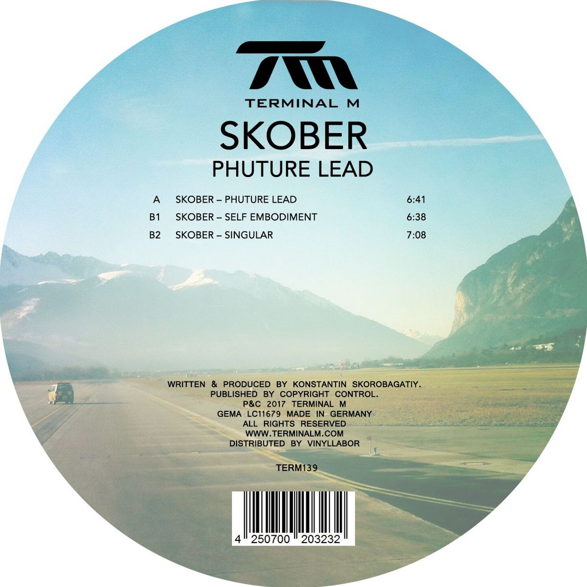 Skober On Twitter I M Happy To Let You Know What My Second Release On Terminalm Is Available On Vinyl Check It Out Https T Co Xwhcxpz2sq Https T Co Cxom56itgb