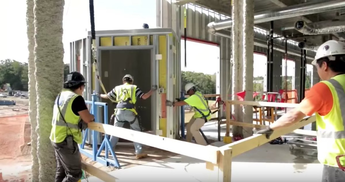 1st topic in our blog series on prefab: Healthcare. Next wk: case study. #Turner #BuildingtheFuture #Prefabrication  http:// hubs.ly/H06pQH90  &nbsp;  <br>http://pic.twitter.com/H94TBY9Cqx