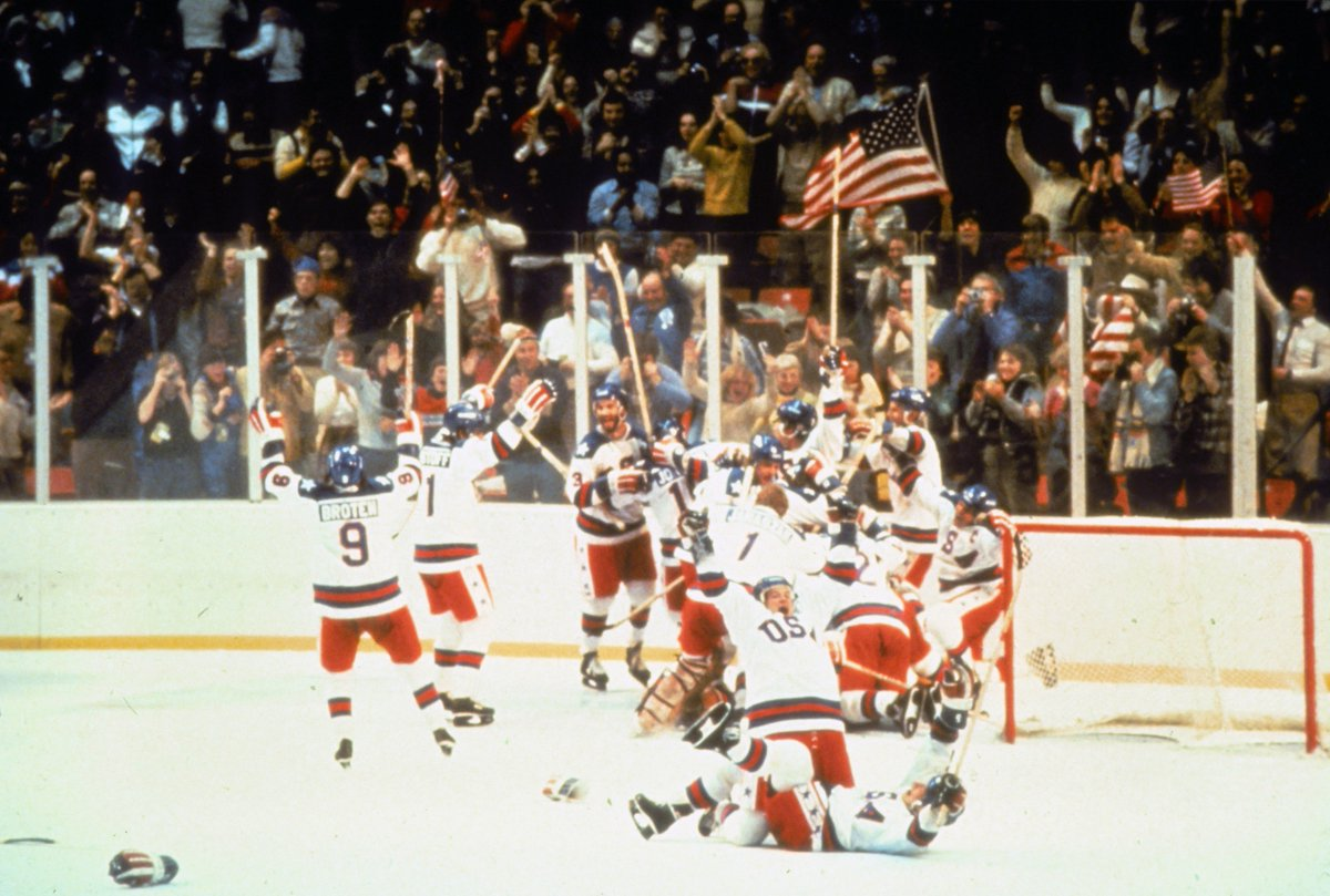 37 years ago today. #MiracleOnIce   https://t.co/lntxWe0swz https://t.co/kDlaqCL9jp
