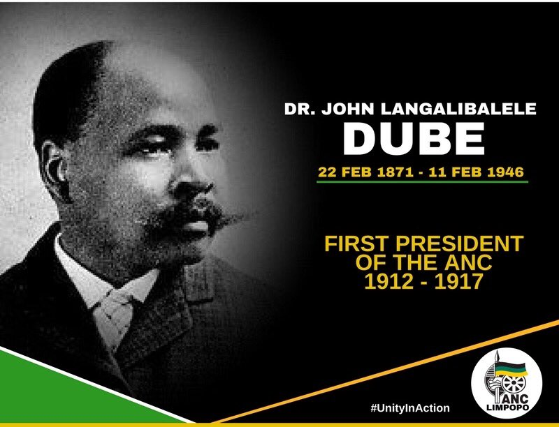 History of the African National Congress