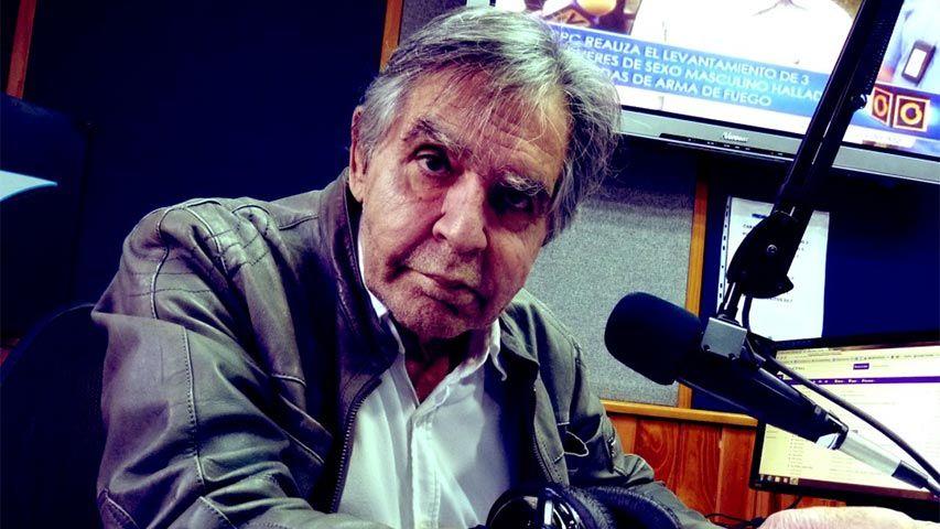 Falleció el locutor venezolano Iván Loscher https://t.co/jUbDNbP5xV ht...