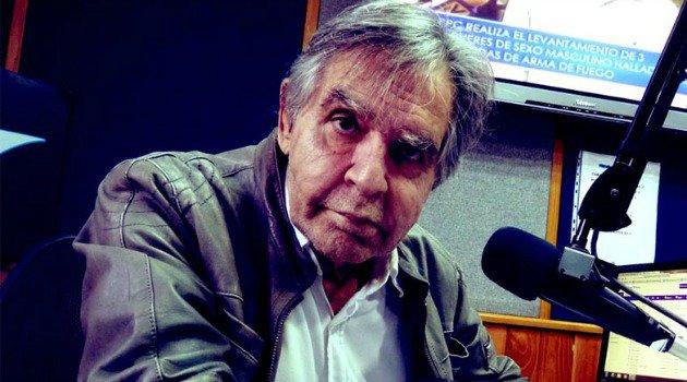 Falleció el reconocido locutor venezolano Iván Loscher https://t.co/ty...