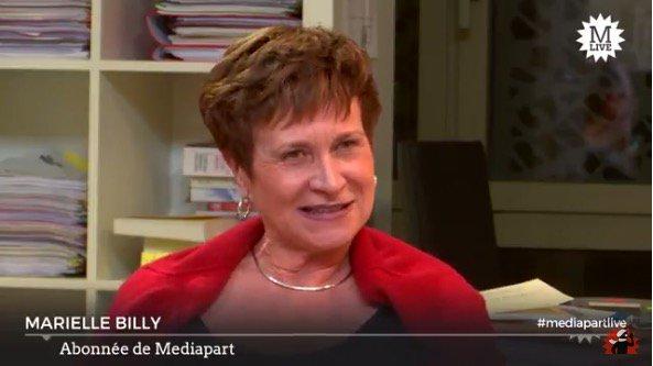 Marielle Billy : «Il y avait certains commentateurs machistes sur Mediapart» #MediapartLive <br>http://pic.twitter.com/WQVQH1aQib