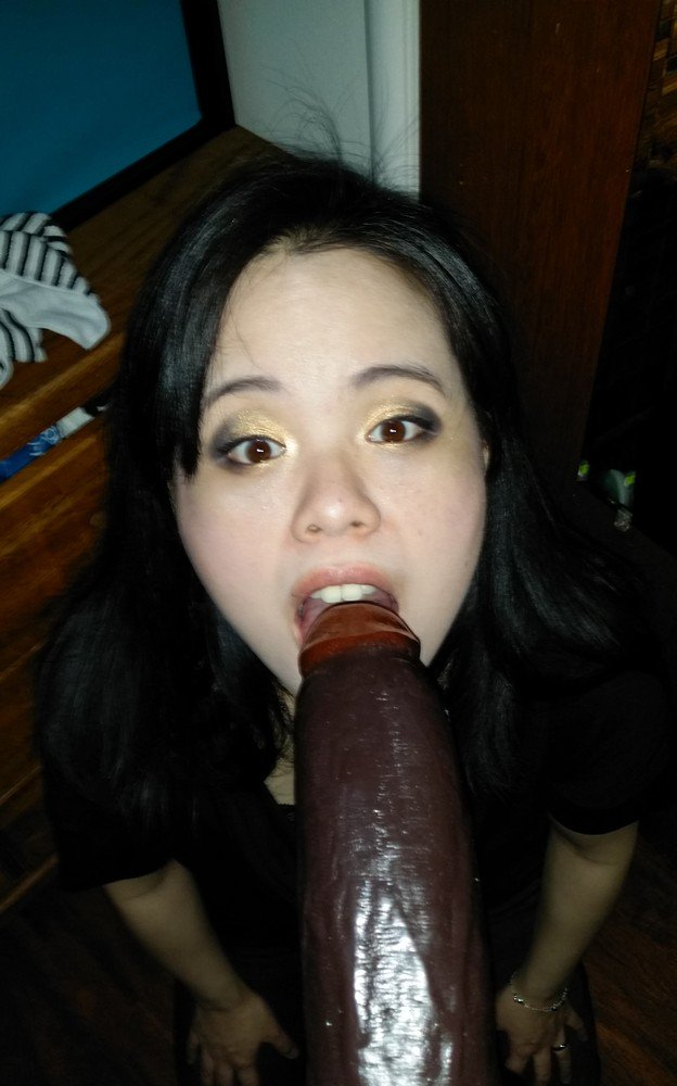 Girls love black cock