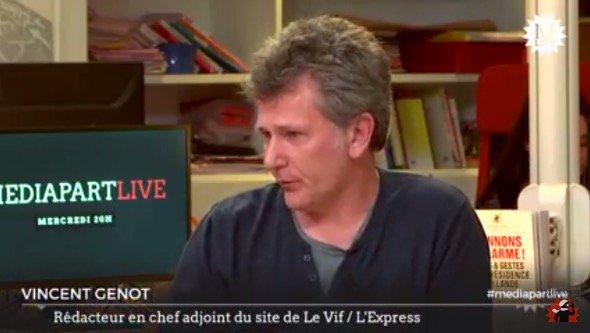 Vincent Genot : «Internet impose aux journalistes la course au buzz, à la brève, un travail low cost» #MediapartLive <br>http://pic.twitter.com/oK0v76p8OH