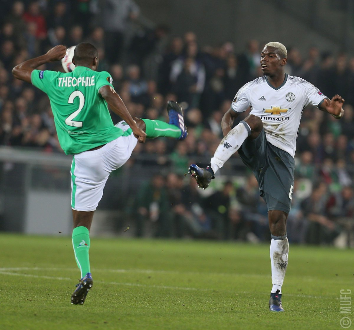 Six talking points from tonight's 1-0 win over Saint-Etienne... https:...