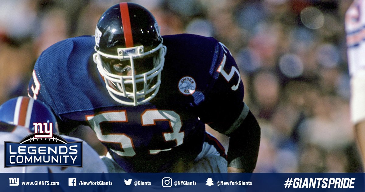 #Giants legend and HOF&#39;er Harry Carson will be honored Thursday night in NYC by Ed Randall&#39;s @fans4thecure!   INFO:  https:// fans4thecure.org / &nbsp;  <br>http://pic.twitter.com/kk98FL3pI9