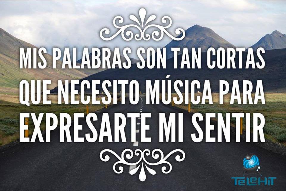 ¡Para eso está la música! #FelizMiércoles https://t.co/DvtjQzvUPv