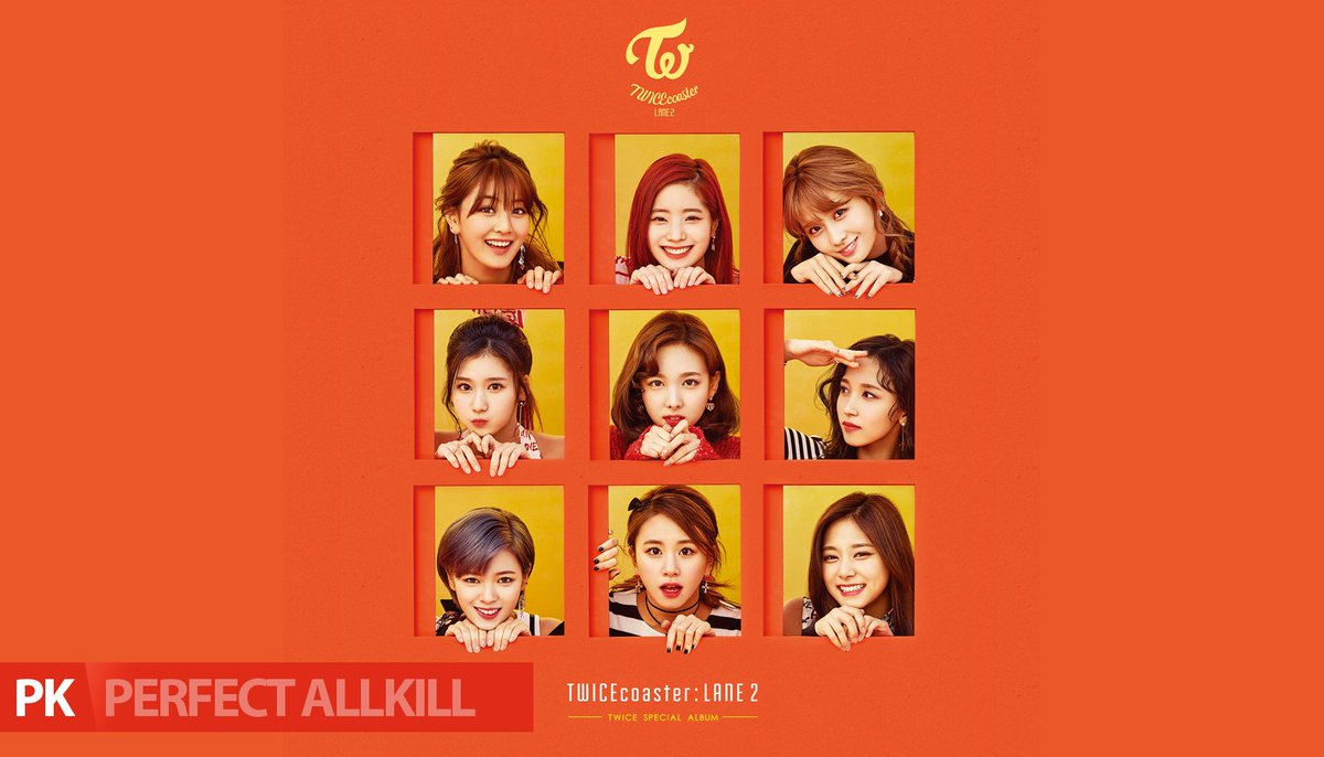 #TWICE gets another perfect all-kill with \'Knock Knock\'