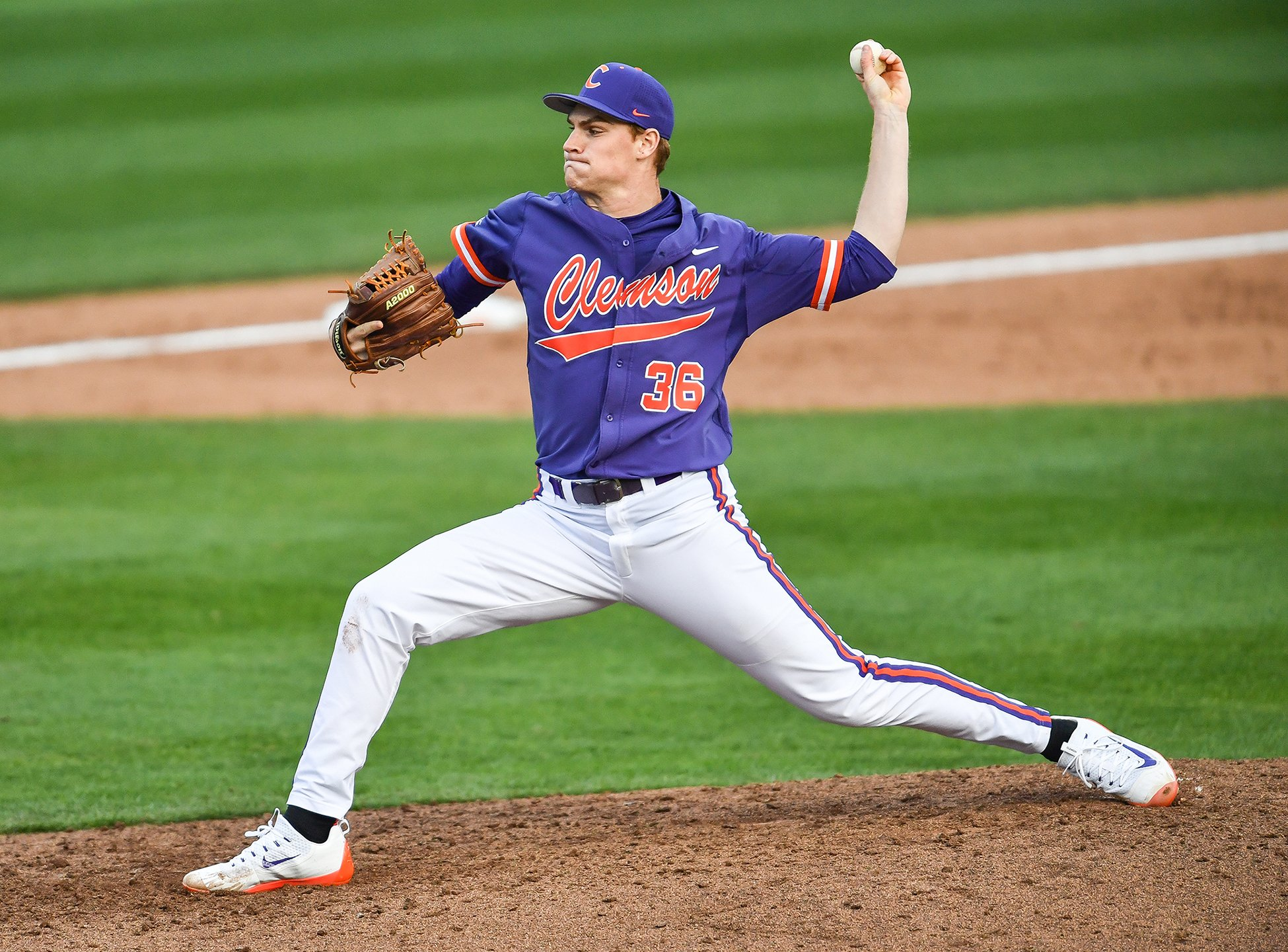 """Pat Krall's delivery solid in classroom & on the mound."" Story by Rick Uhlmann.  LINK - https://t.co/t3rUq1KAMn https://t.co/zMIIoiSJTR"