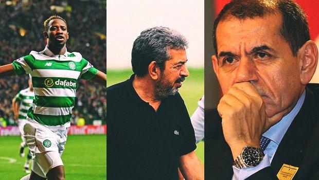 Galatasaray'da Dembele transferine engel olan kişinin Mehmet Özbek'in...