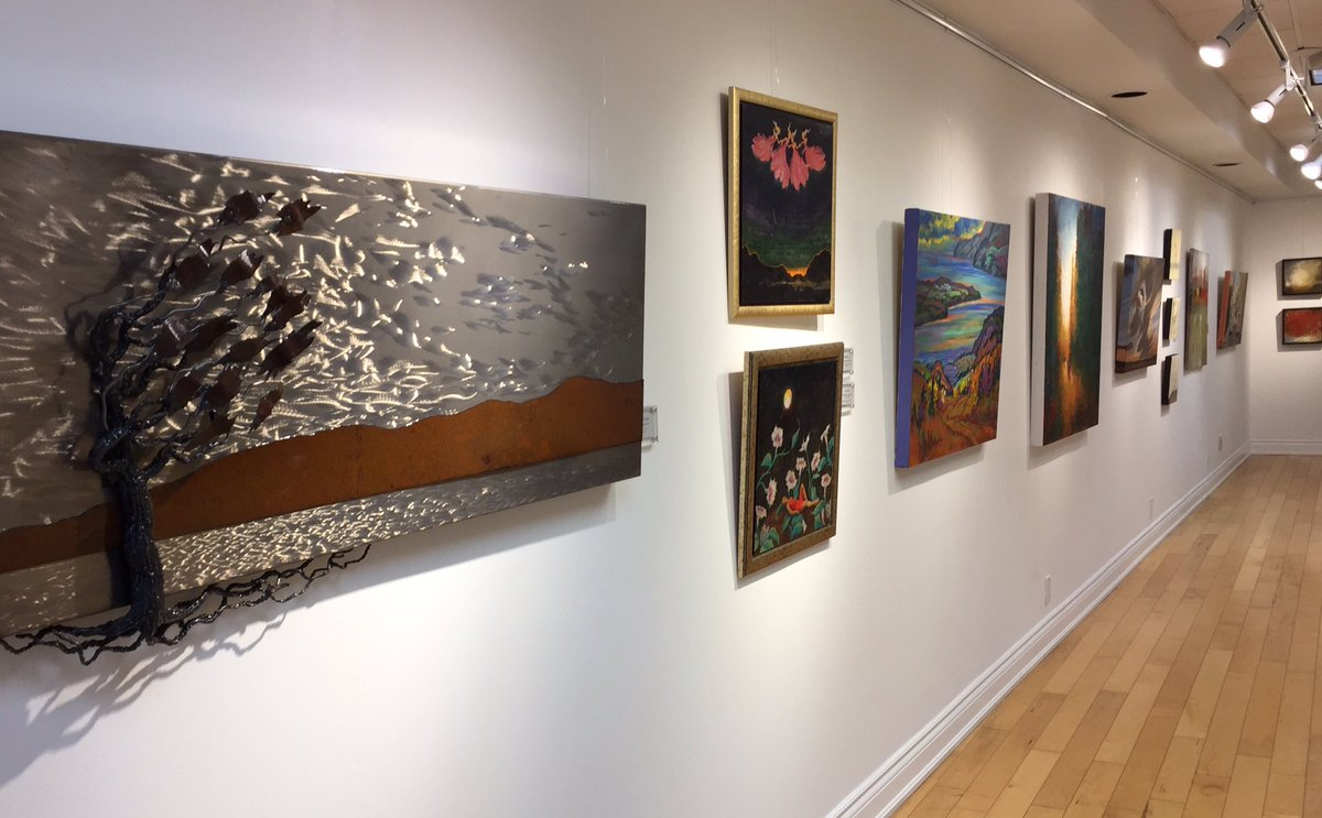 #bright Life! New works by our gallery artists including Floyd Elzinga, Cora Brittan, Gisele Comtois, Laura Culic, Victoria Pearce &amp; more <br>http://pic.twitter.com/hSAq1ok8HU
