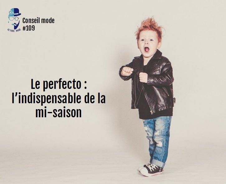 Conseil mode #109: Le #perfecto, l&#39;indispensable de la mi-saison ! #fashion #fashionblogger #mode #fashion #style #tendance #outfitoftheday<br>http://pic.twitter.com/lcowAtcYay