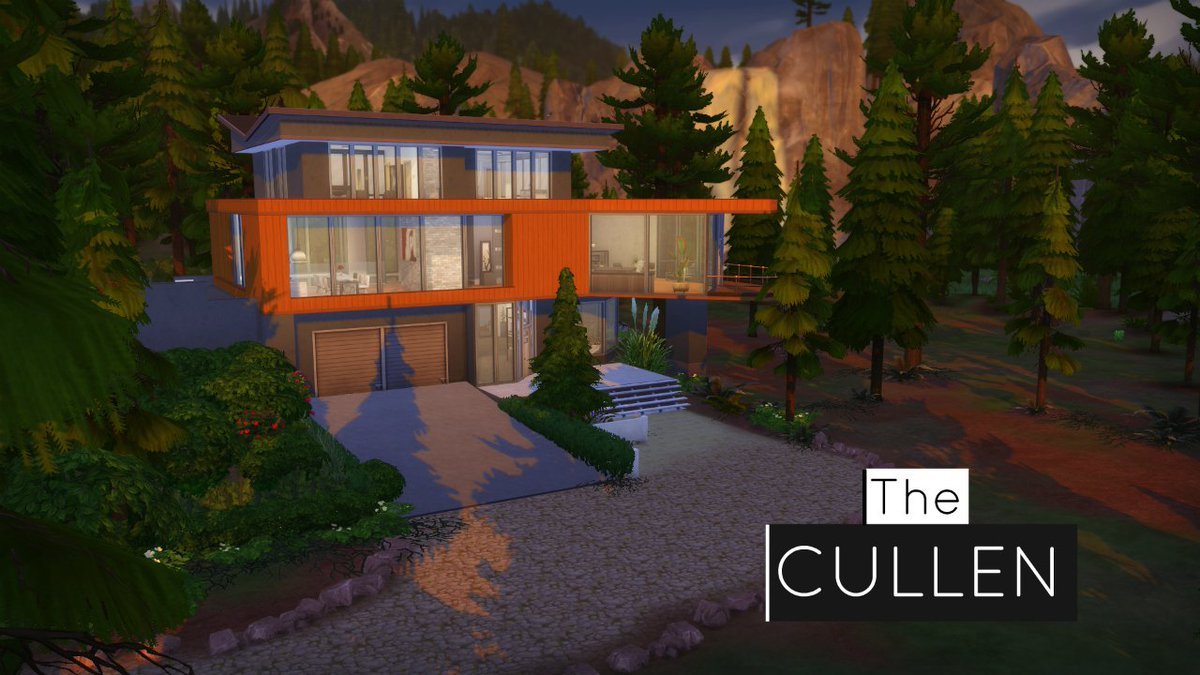 Devon Bumpkin On Twitter The Cullen Is Now Up On Youtube Go Take A Look Https T Co Nk0vhcfalk Sims4