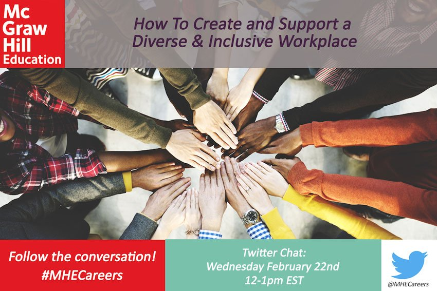 Thumbnail for #MHECareers: How to Create & Support a Diverse & Inclusive Workplace