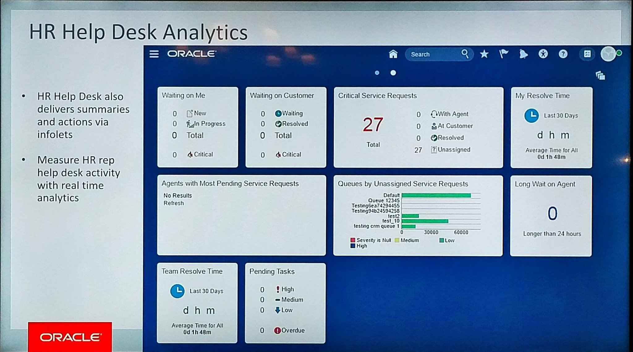 Looking at @OracleHCM #Helpdesk #Analytics #OracleHCM https://t.co/bO0bqh3EFA