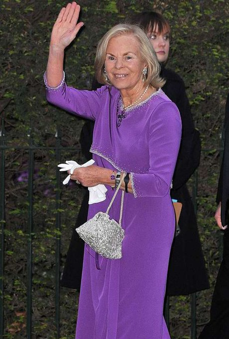 Happy Birthday Katharine, Duchess of Kent! She\s the wife of Prince Edward, Duke of Kent! She turnt 84 today!