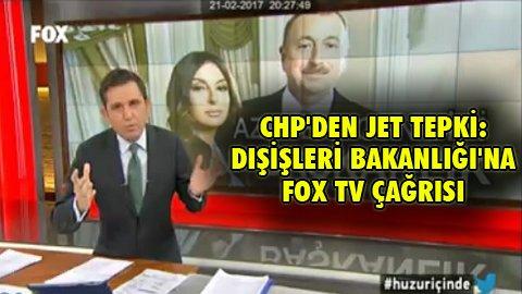 Azerbaycan'da Fox TV'nin yayınları kesildi! https://t.co/80gaF4Onp8 ht...
