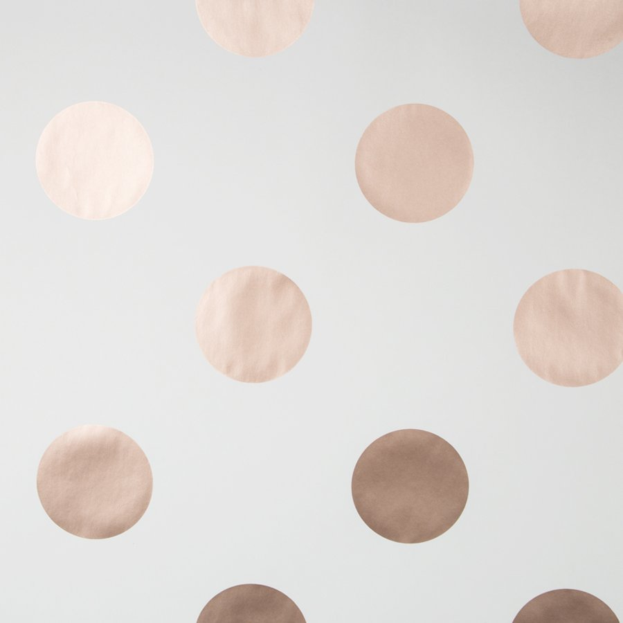 Girls Rose Gold Wallpaper: Graham & Brown (@GrahamandBrown)