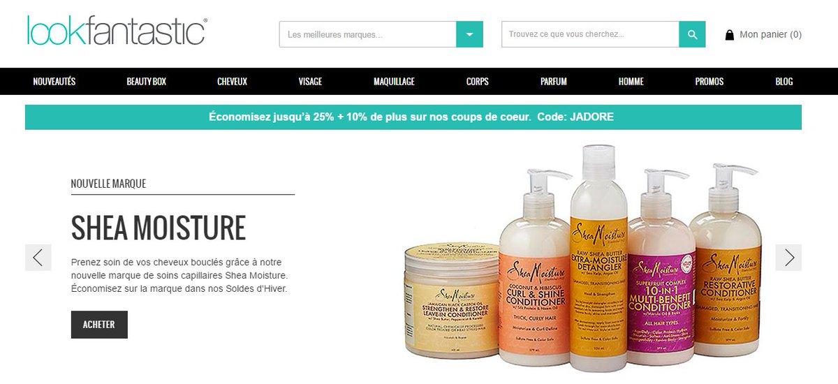#Economisez 15% en #plus sur les #CoupsdeCœur de la boutique @LookfantasticFr avec ce #bon JADORE15             https:// goo.gl/Wo2TPu  &nbsp;  <br>http://pic.twitter.com/jhaSysTkQ5