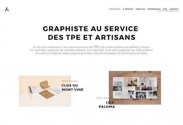 Audrey Lorel Design Graphique  http:// dlvr.it/NRwgzH  &nbsp;   #DesignAgency #Bright #Design #Fullscreen #Minimal was accepted!<br>http://pic.twitter.com/PlH3p5NVdF
