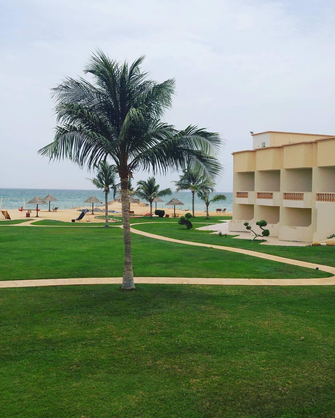 غيمة جنوبية Su Twitter إطلالة من منتجع كورال فرسان على شاطئ الغدير بجزيرة فرسان