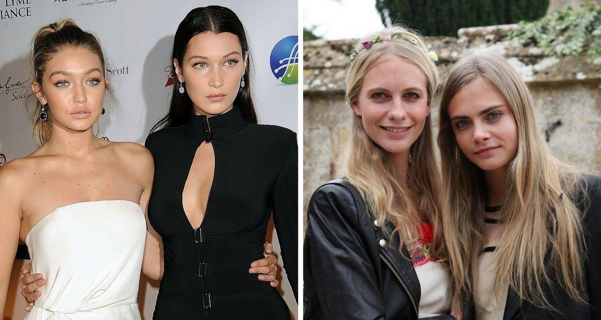 #ExaNews Las hermanas más EXITOSAS del mundo de la fama 👯 😱 --> htt...