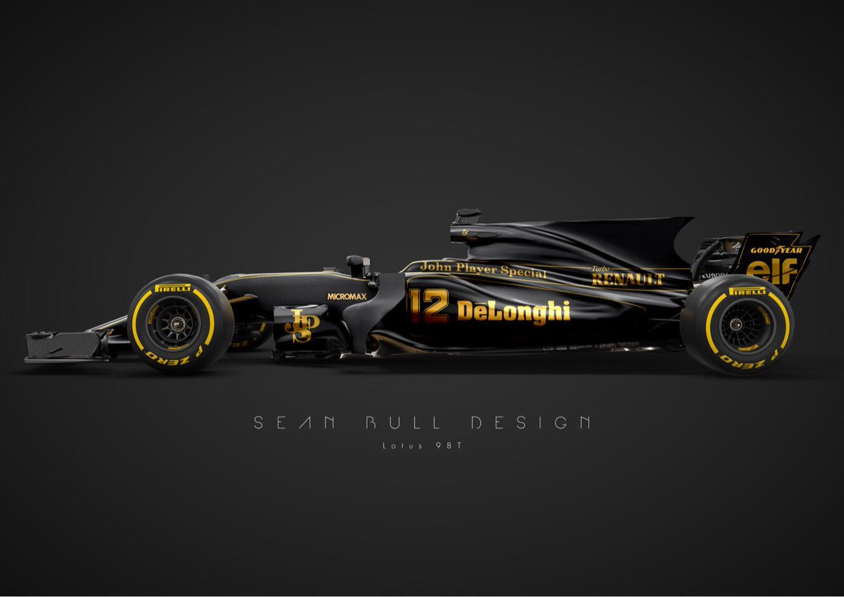 Sean Bull Design On Twitter Best Think About F1 Launch Week NEW
