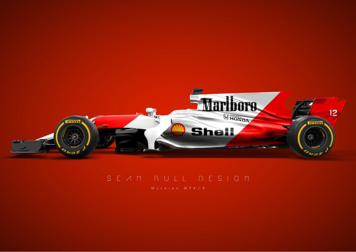 Sean Bull Design On Twitter Best Think About F1 Launch Week NEW TEMPLATES So Here Is 3 Liveries Of All Time If Not What