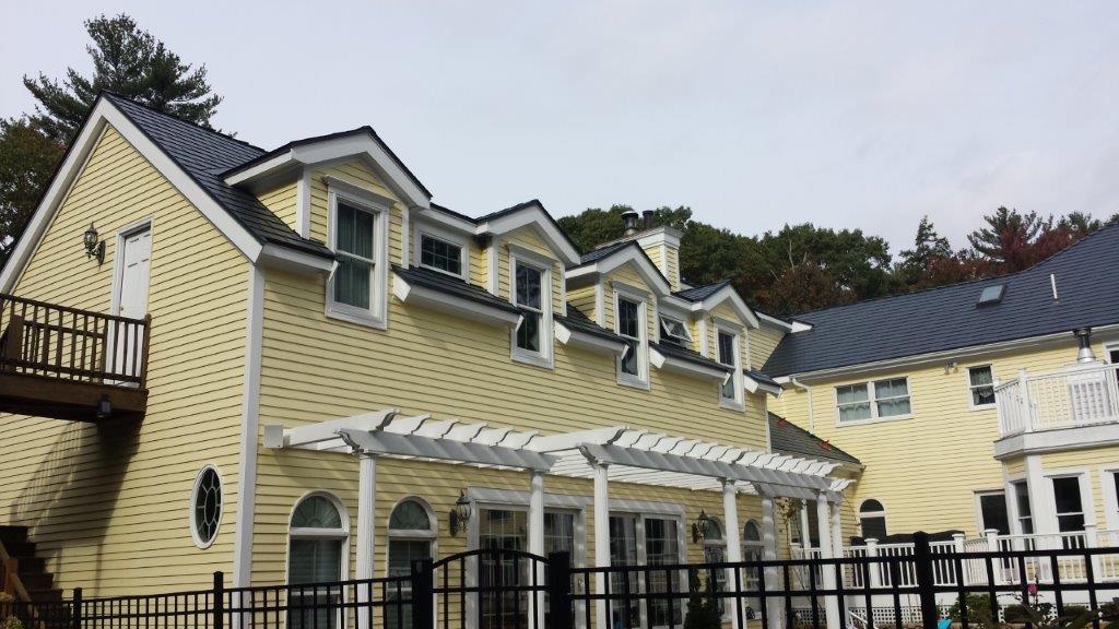 Perfect Interlock® Roofing