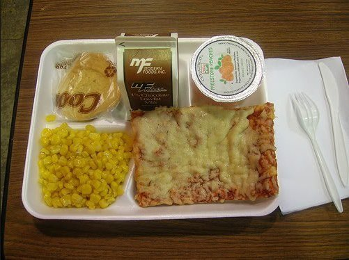Here are the good, the bad, and the ugly school lunches all over the world