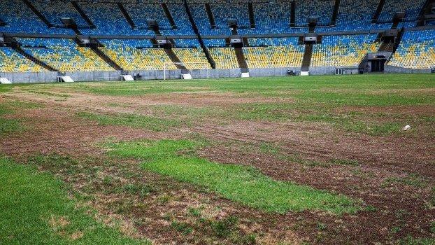 Flamengo vai estrear na Libertadores no Maracanã, daqui duas semanas....