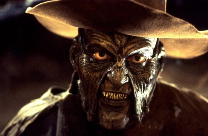 Filming Has Officially Begun On Jeepers Creepers 3! &gt;&gt;  http:// wickedhorror.com/horror-news/fi lming-begun-jeepers-creepers-3/ &nbsp; …  #JeepersCreepers #HorrorFan #HorrorMovies #HorrorNews<br>http://pic.twitter.com/udwxNYl370