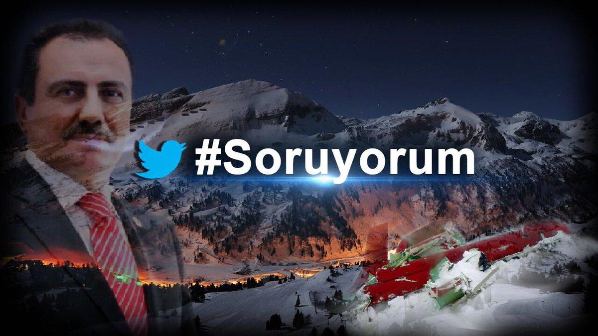 Bu gece Muhsin Yazıcıoğlu'nun ölümünün perde arkasını konuşuyoruz. #So...